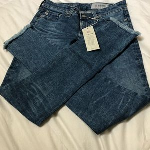 AG The Legging Ankle jeans (NWT)